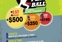 10 Best Photos Of Softball Flyer Ideas – Softball Flyer intended for Baseball Fundraiser Flyer Template