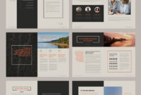 100 Best Indesign Brochure Templates for Brochure Templates Free Download Indesign