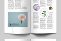100 Professional Corporate Brochure Templates   Design regarding 12 Page Brochure Template
