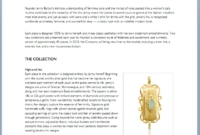 11+ Jewelry Business Plan Templates – Pdf, Word | Examples for Boutique Business Plan Template