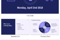 12+ Business Pitch Deck Templates And Design Best Practices intended for Business One Sheet Template