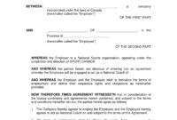 13+ Sports Coach Contract Example Templates – Docs, Word regarding Business Coaching Contract Template