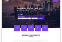 14 Best Free Directory Website Templates 2019 – Colorlib regarding Business Listing Website Template