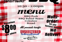 15 Best Photos Of Family Bbq Flyer Template – Summer Bbq with regard to Bbq Fundraiser Flyer Template