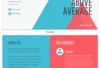 15+ Bi-Fold Brochure Templates & Design Tips intended for 2 Fold Flyer Template