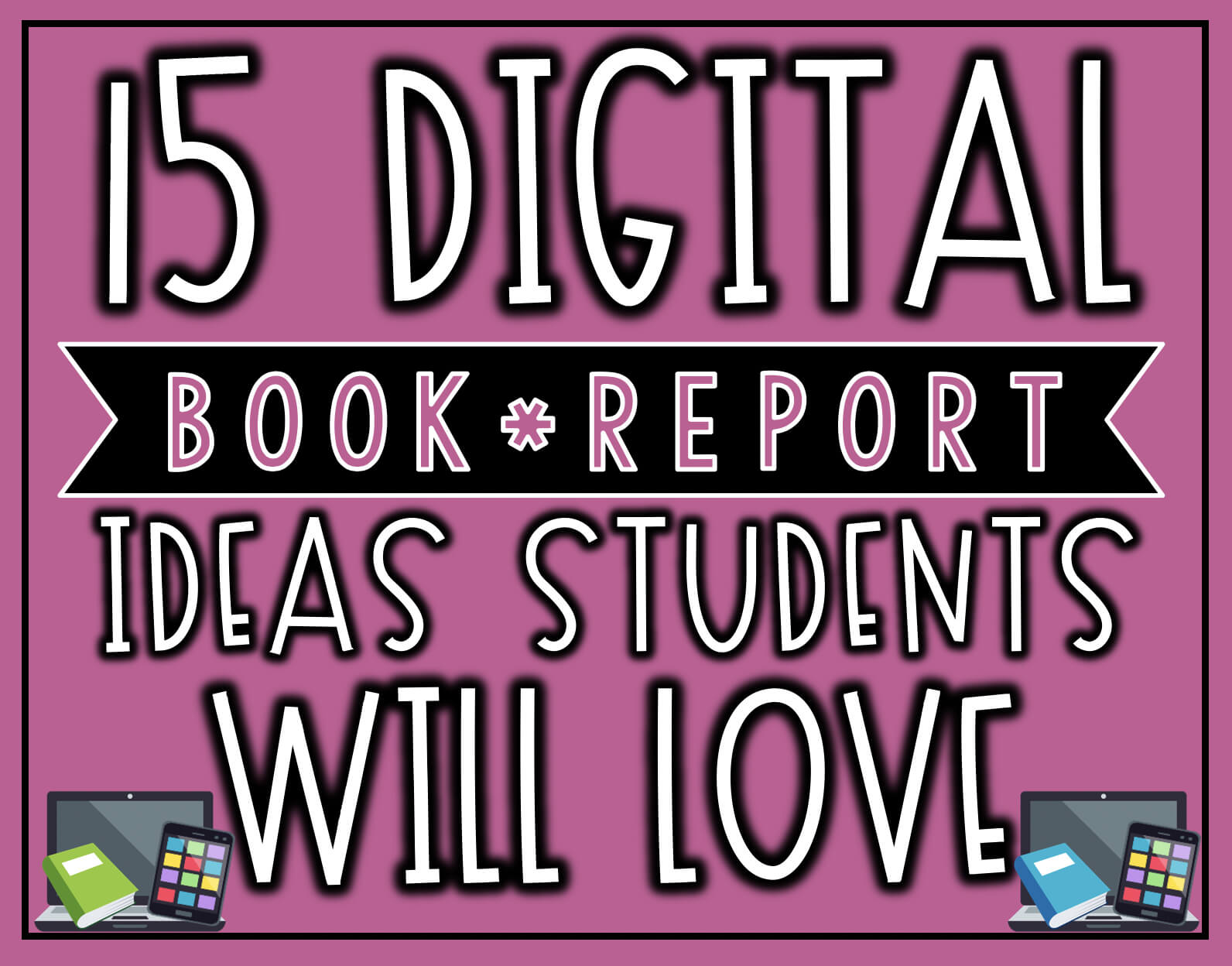15 Digital Book Report Ideas Your Students Will Love   The Inside Book Report Template In Spanish