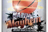 15 Free Basketball Flyer Templates In Psd, Vector – Tech Trainee inside Basketball Tournament Flyer Template