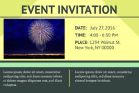 16 Free Invitation Card Templates & Examples – Lucidpress with regard to Business Launch Invitation Templates Free
