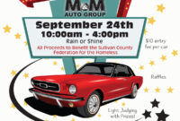 17 Car Show Flyer Template Psd Free Images – Car Show Flyer within Car Show Flyer Template