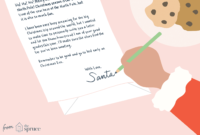 17 Free Letter From Santa Templates intended for Blank Letter From Santa Template
