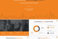 18+ Best Google Slides Presentation Themes (Premium inside Business Development Presentation Template