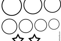 2 Inch Circle Template Printable throughout 2 Inch Circle Template
