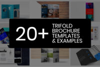 20+ Professional Trifold Brochure Templates, Tips & Examples intended for 3 Fold Brochure Template Free