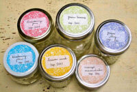 20 Sets Of Free Canning Jar Labels pertaining to Canning Labels Template Free