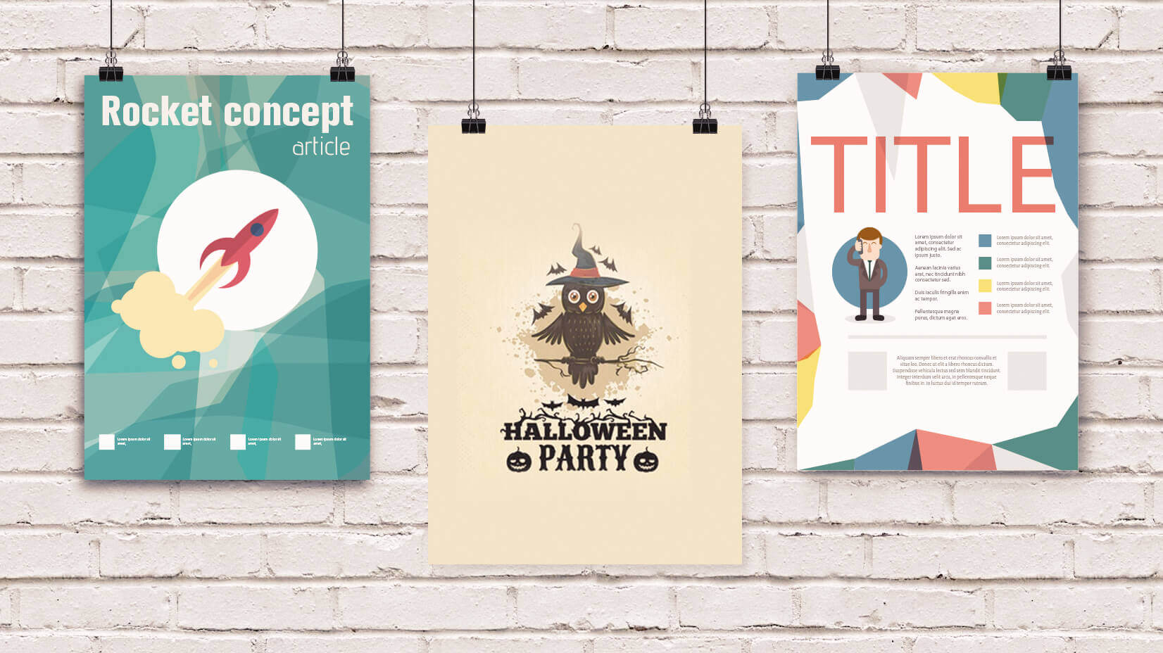 20 Snackable Cartoon Flyer Templates That Can Be Grabbed For Intended For Bulletin Board Flyer Template