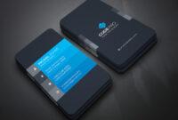 200 Free Business Cards Psd Templates – Creativetacos pertaining to Calling Card Template Psd