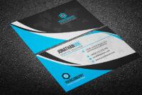 200 Free Business Cards Psd Templates – Creativetacos regarding Calling Card Template Psd