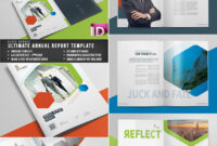 25+ Best Annual Report Templates – With Creative Indesign regarding Annual Report Word Template