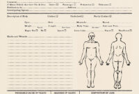 25 Images Of Sample Autopsy Report Blank Template   Gieday with Blank Autopsy Report Template