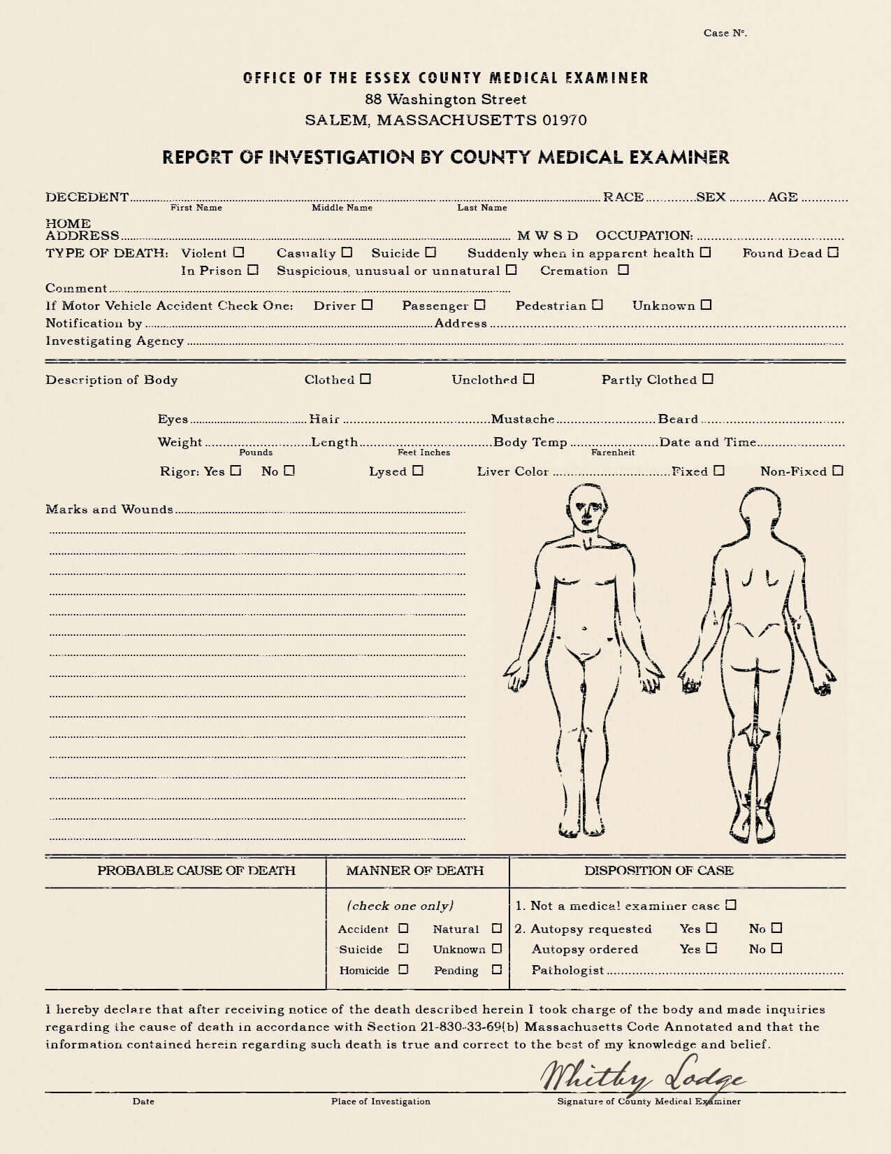 25 Images Of Sample Autopsy Report Blank Template | Gieday With Blank Autopsy Report Template
