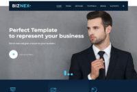 25+ Pro Business Website Templates 2019 – Templatemag within Basic Business Website Template