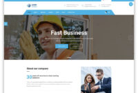 25 Top Business Website Templates (Html5 & WordPress) 2019 regarding Bootstrap Templates For Business