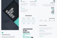 25 Tri-Fold Brochure Templates – Psd, Ai & Indd (Free intended for 3 Fold Brochure Template Psd