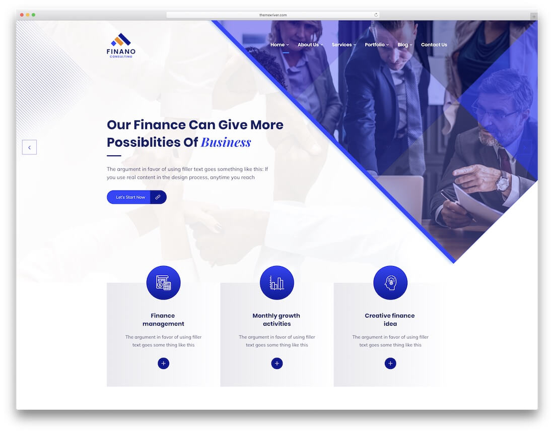 26 Simple Bootstrap Business Website Templates 2019 - Colorlib Within Bootstrap Templates For Business
