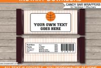28+ [ Free Hershey Bar Wrapper Template ]   Hershey Bar inside Blank Candy Bar Wrapper Template For Word