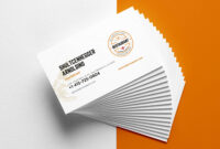 29+ Creative Restaurant Business Card Templates – Ai, Apple for Blank Business Card Template For Word