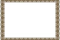 29 Images Of Christian Blank Borderless Certificate Template with Borderless Certificate Templates