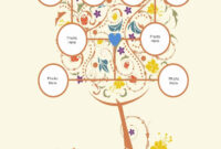3 Generation Family Tree Generator | All Templates Are Free with 3 Generation Family Tree Template Word