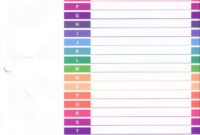 30 Avery Index Tabs Template | Andaluzseattle Template Example for 8 Tab Divider Template