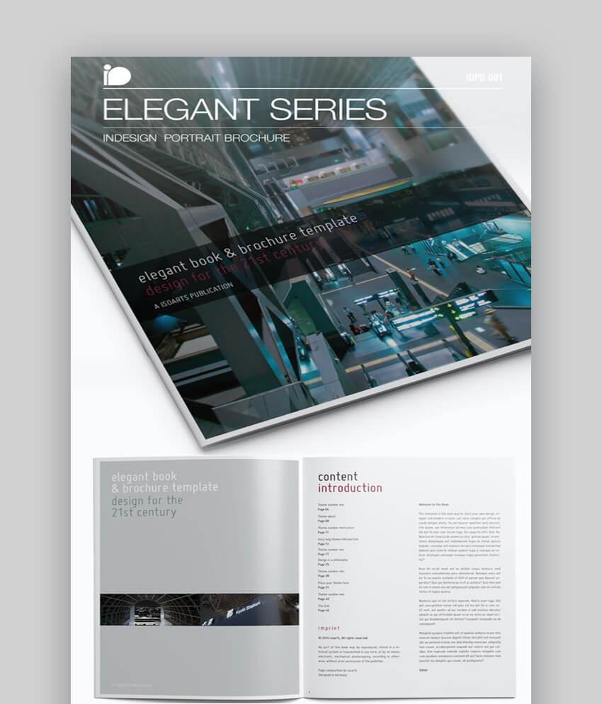30 Best Indesign Brochure Templates - Creative Business Pertaining To Adobe Indesign Brochure Templates