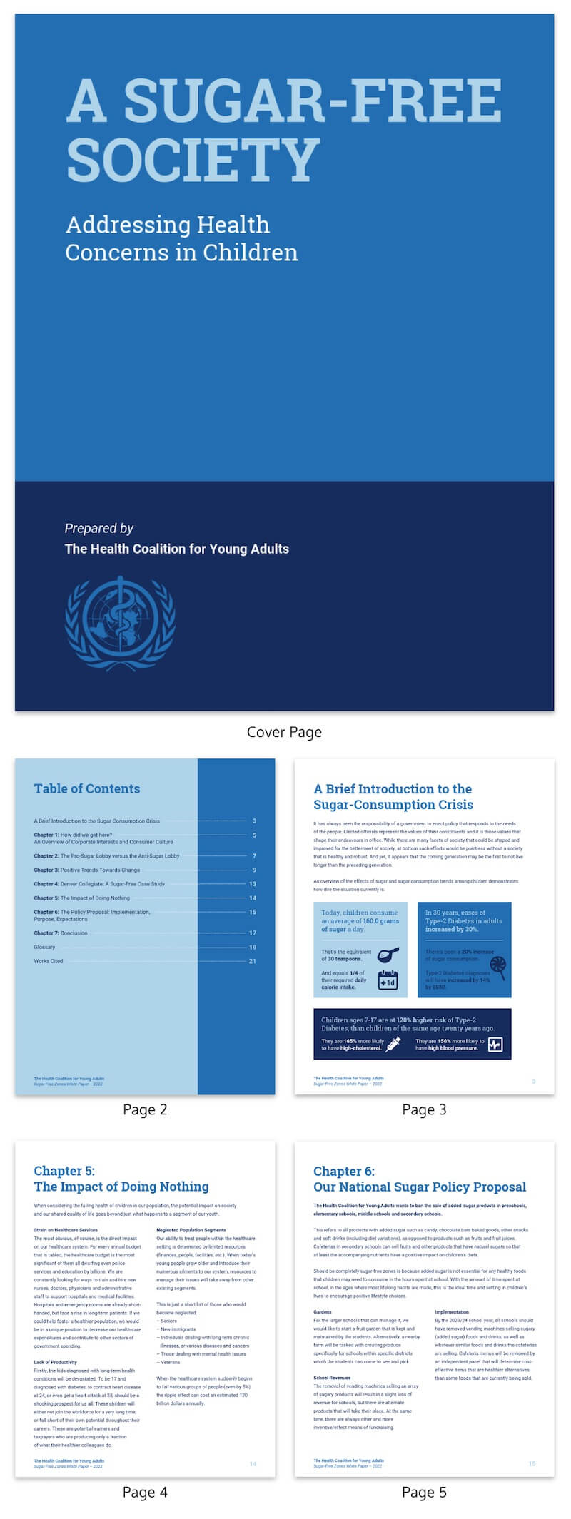 30+ Business Report Templates Every Business Needs - Venngage For Best Report Format Template