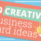 30 Creative Business Card Ideas & Designs | Lucidpress With Business Cards For Teachers Templates Free