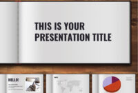 30 Free Google Slides Templates For Your Next Presentation for Book Template Google Docs