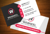 32 Modern Business Card Template Free Download for Business Logo Templates Free Download