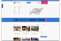 32 Top Responsive Directory Website Templates 2019 – Colorlib with regard to Business Directory Template Free