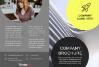 33 Free Brochure Templates (Word + Pdf) ᐅ Template Lab regarding 4 Fold Brochure Template Word