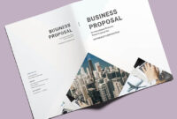 35 Best (Free & Premium) Business Proposal Templates with Business Proposal Template Indesign