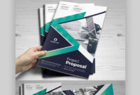 35 Professional Business Project Proposal Templates For 2020 within Business Proposal Indesign Template