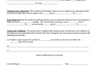 36 Best Lease Renewal Letters & Forms (Word & Pdf) ᐅ throughout Business Lease Agreement Template Free