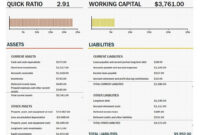 38 Free Balance Sheet Templates & Examples ᐅ Template Lab regarding Balance Sheet Template For Small Business