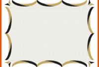 4+ Award Certificate Template – Bookletemplate regarding Award Certificate Border Template