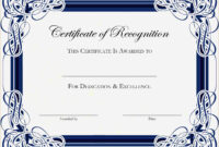 4+ Certificates Of Appreciation Templates – Bookletemplate in Certificates Of Appreciation Template