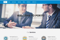 40+ Amazing Premium Html5 Corporate & Business Website Templates intended for Basic Business Website Template