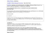 40+ Best Request For Proposal Templates & Examples (Rpf throughout Call For Proposals Template