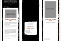 5+ Brochure Template For Word – Bookletemplate pertaining to Brochure Templates For Word 2007