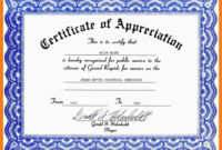 5+ Free Word Template Certificate | Marlows Jewellers regarding Certificate Of Service Template Free